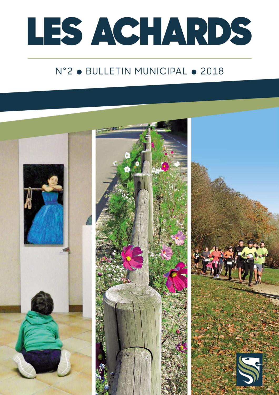 Bulletin Municipal des Achards 2018