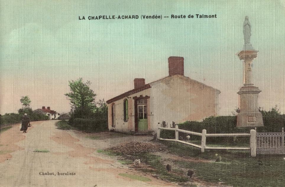 Route-de-Talmont-la-chapelle