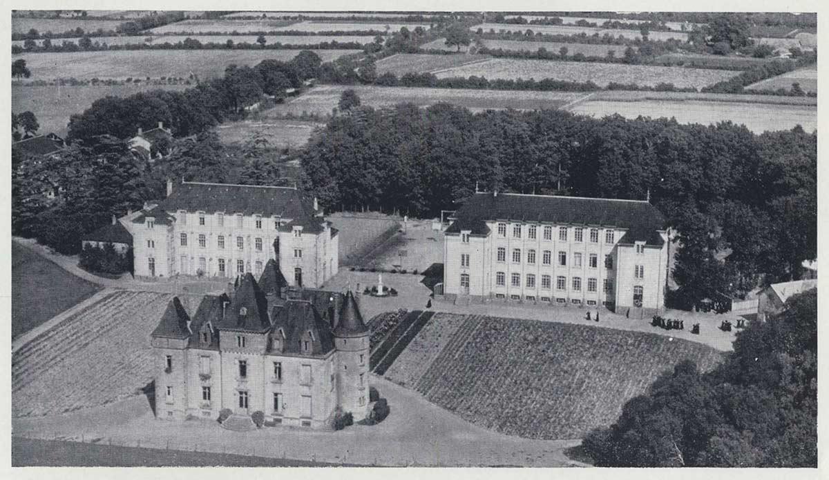 Histoire : Site de la commune des Achards
