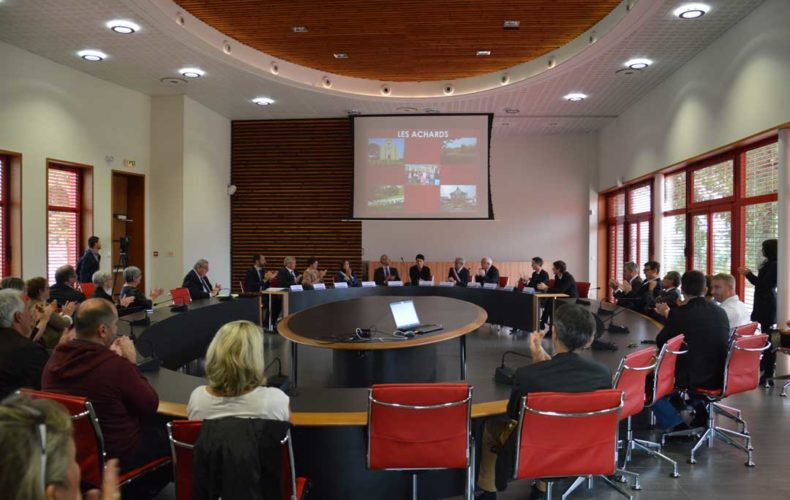 Conseil Municipal – 29 avril