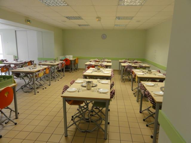 Restaurant scolaire de La Chapelle-Achard