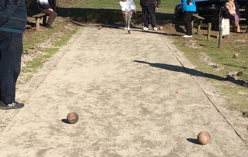 # ACTUALITÉ : jeu de boule en bois, nouvelle animation du club Auzance