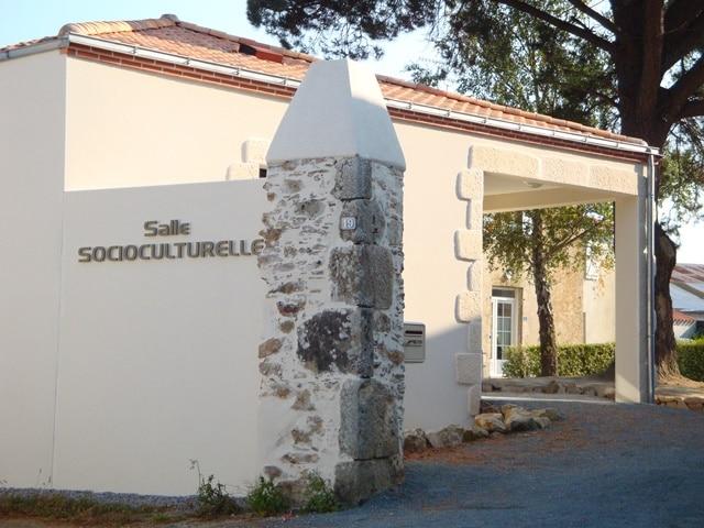 Salle socio-culturel Saint-Exupéry