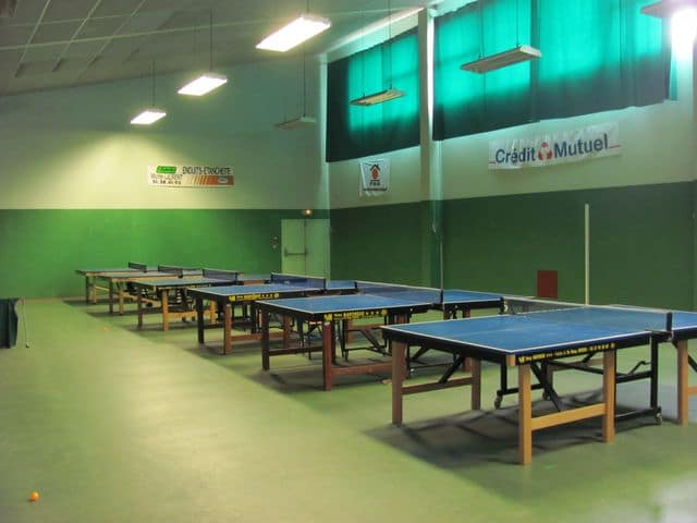 Complexe Tennis De Table Gym Site De La Commune Des Achards