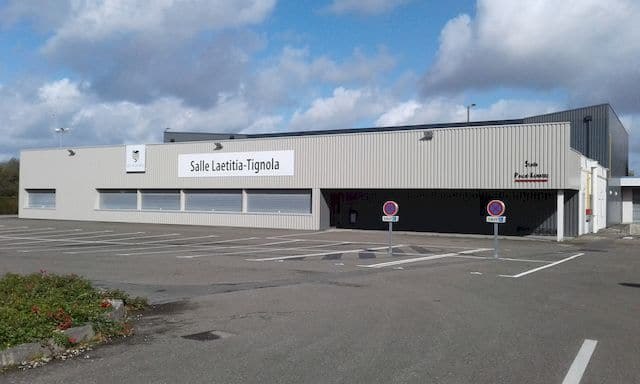 Complexe sportif Laëtitia TIGNOLA