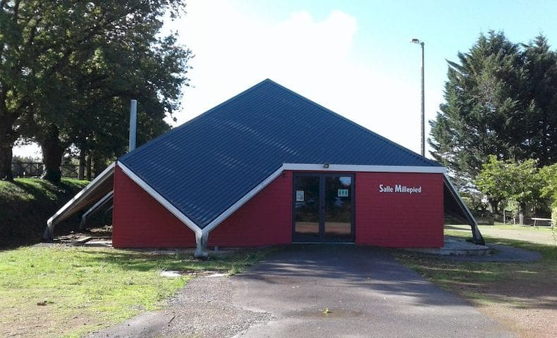 Salles d'activités sportives culturelles MILLEPIED