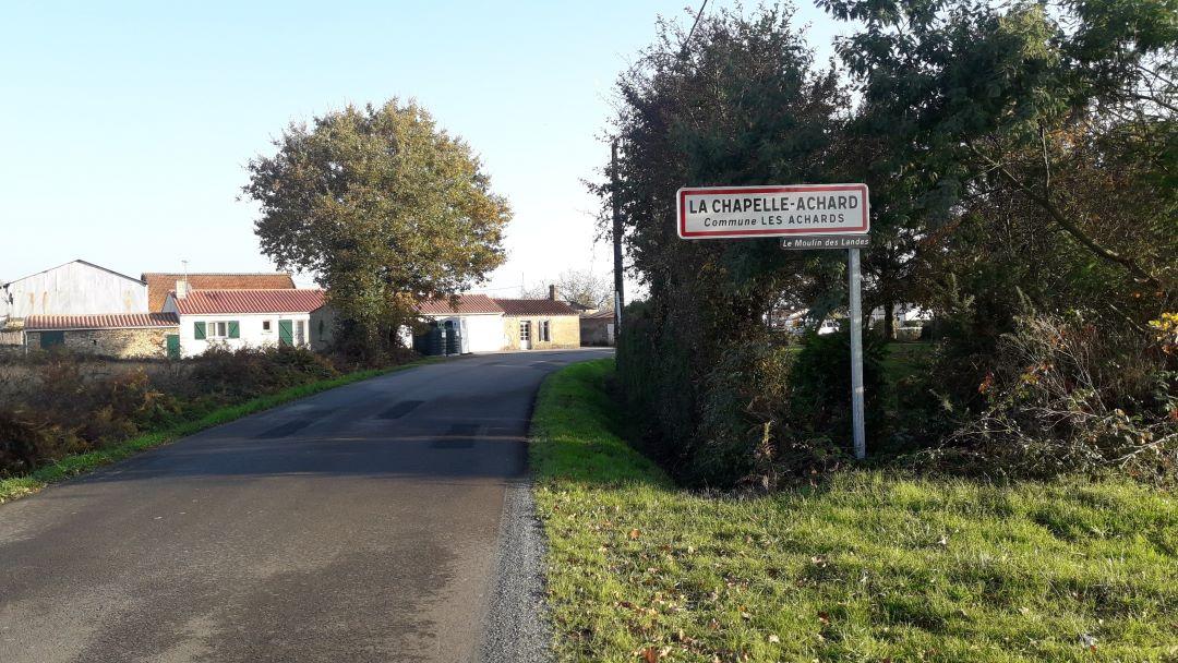 travaux-Entrée-bourg-La-Chapelle