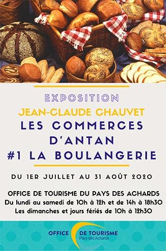 Affiche-exposition-Jean-Claude-Chauvet