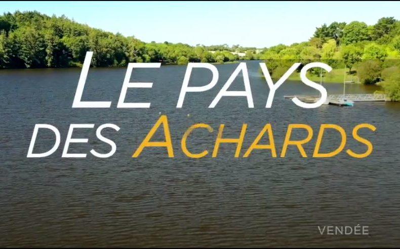 Vidéo Pays des Achards