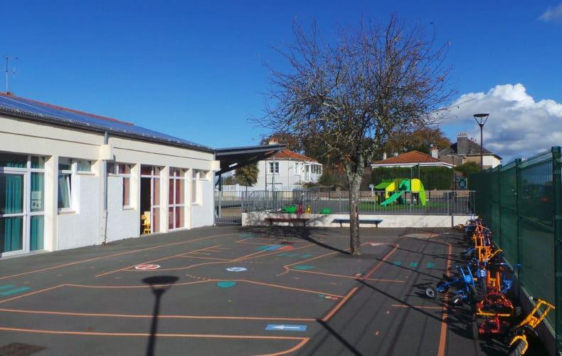L'école publique «Le Pré aux oiseaux»