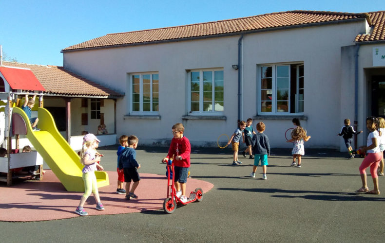 L'école publique Marguerite-Aujard